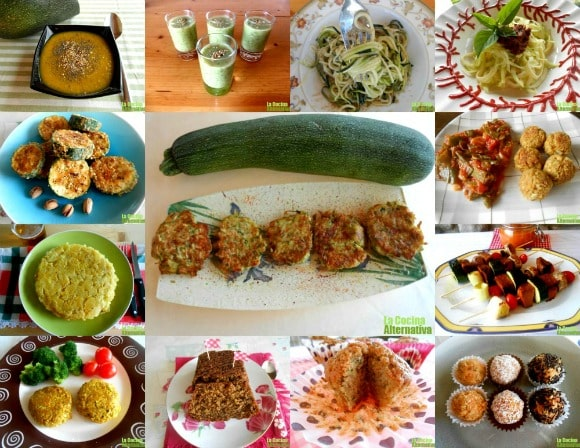 16 recetas de CALABACÍN para no aburrirse