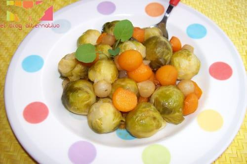 16 recetas de calabaza un tesoro naranja la cocina - Cocinar coles de bruselas ...