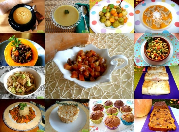 16 recetas de CALABAZA, un tesoro naranja
