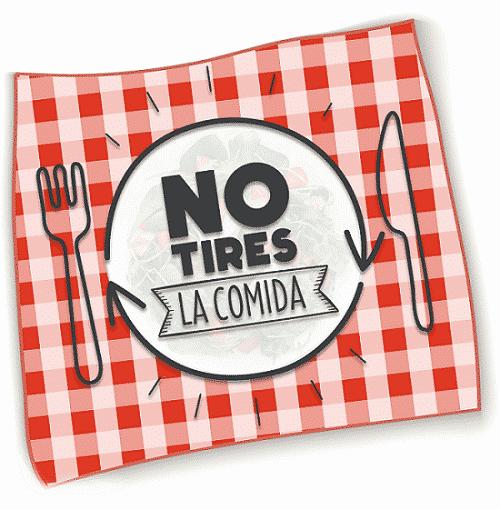 No tires la comida. Consejos y nueva ley contra los desperdicios