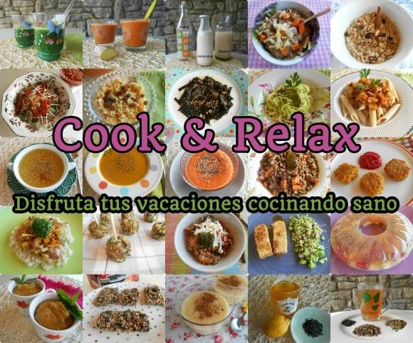 cook relax recetas