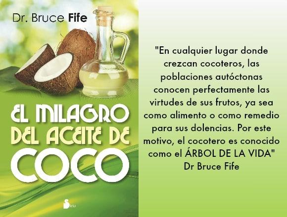 ¿Cuál es el milagro del aceite de coco?