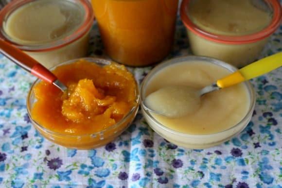 compota y mermelada