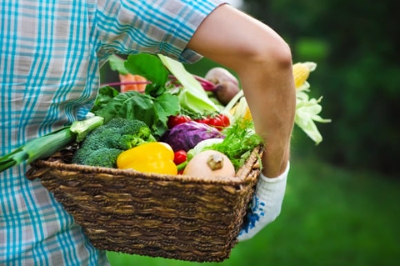 Los beneficios de una dieta vegana