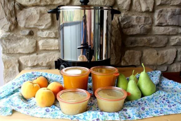 pasteurizador de conservas y recetas de compota y mermelada