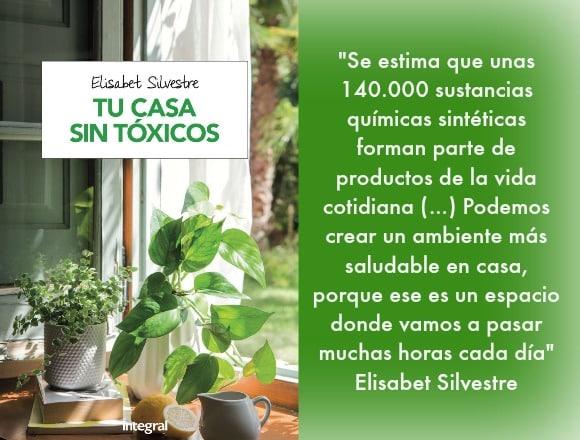 """""""Si quieres desintoxicar tu organismo, empieza por la cocina"""". Entrevista a Elisabet Silvestre"""