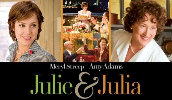 Julie & Julia, unidas por su pasión a la cocina