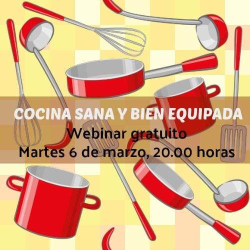 cocina sana y bien equipada: los aparatos de cocina necesarios