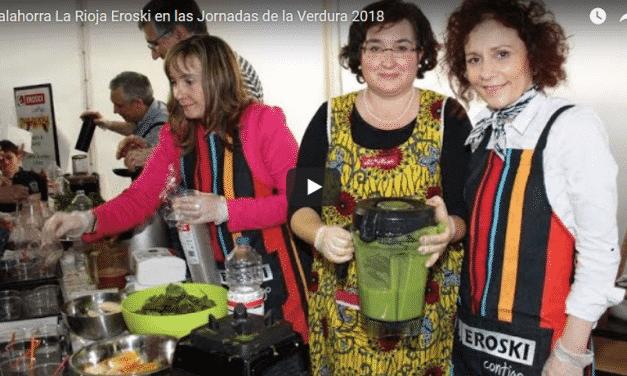 ¡Hemos preparado 1.000 zumos verdes en Calahorra!
