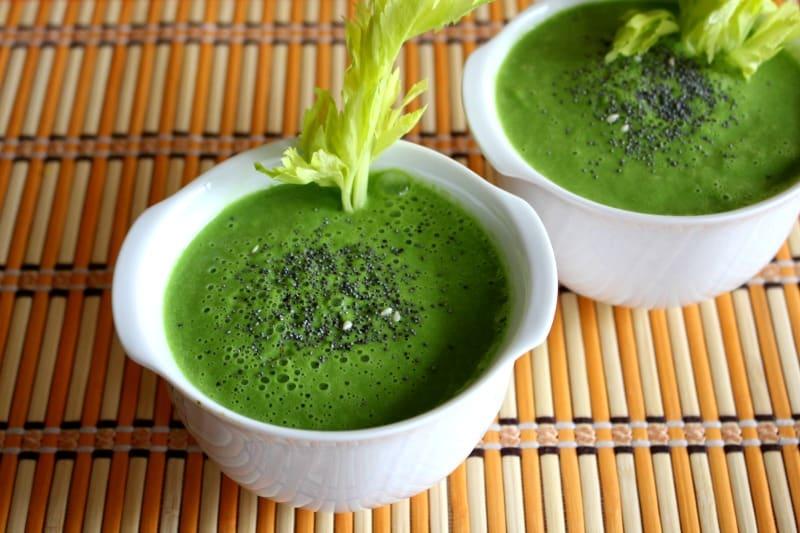 gazpacho verde detox